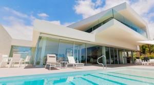 Luxusní apartmány a vily u golfového hřiště, Tenerife