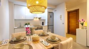 Nádherné apartmány pouze 200 m od písečné pláže na Kanárských ostrovech