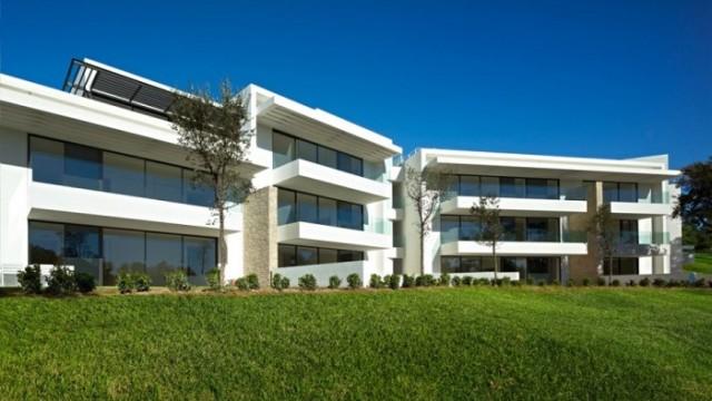 Moderní apartmány v exkluzivní lokalitě na golfovém hřišti, Costa Brava