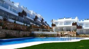Moderní apartmány ve Španělsku na prodej. Dechberoucí výhled, pláže, golf