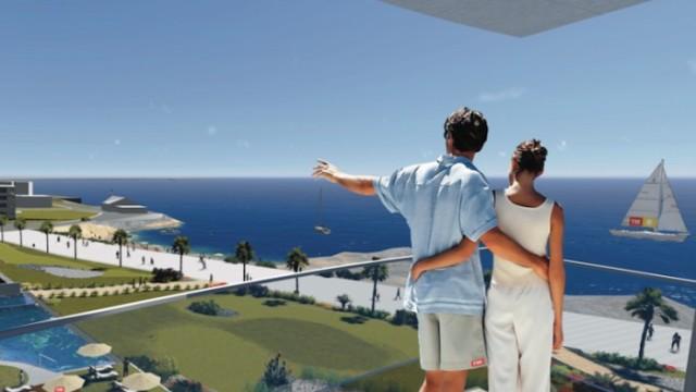 Španělsko: Krásné apartmány s úžasným výhledem na moře