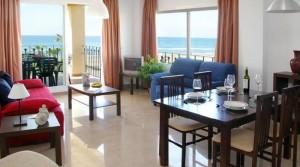 Komplex nových apartmánů přímo na pláži