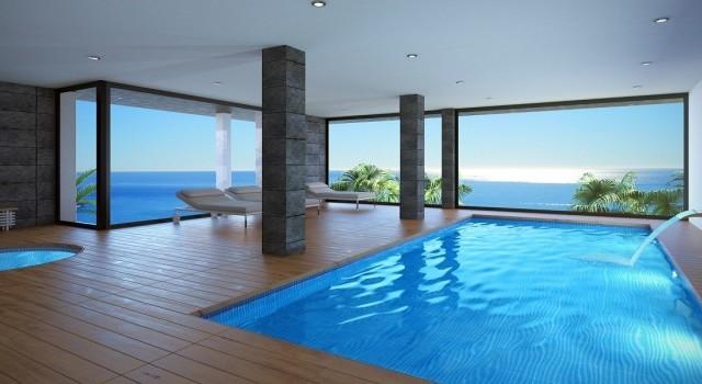 Luxusní apartmány s jedinečným výhledem na moře v Cumbre del Sol