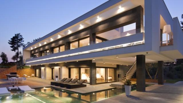 Luxusní vily v jedinečné oblasti