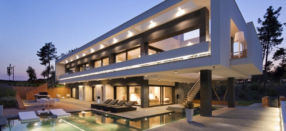 Luxusní vily přímo na golfovém hřišti PGA