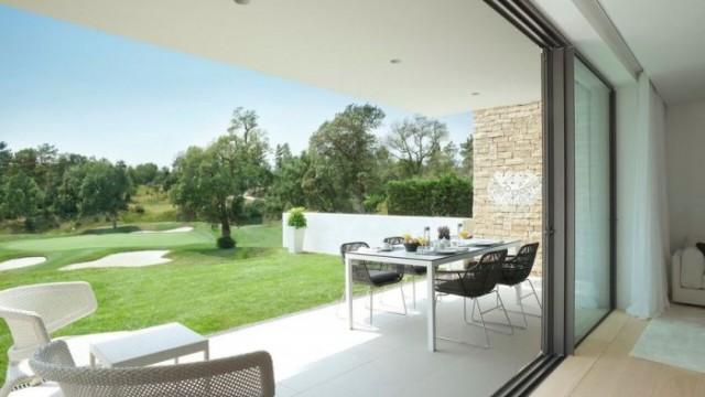 Apartmány přímo na golfovém hřišti PGA v blízkosti Barcelony
