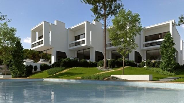 Nádherné řadové domy v báječné lokalitě na Costa Brava
