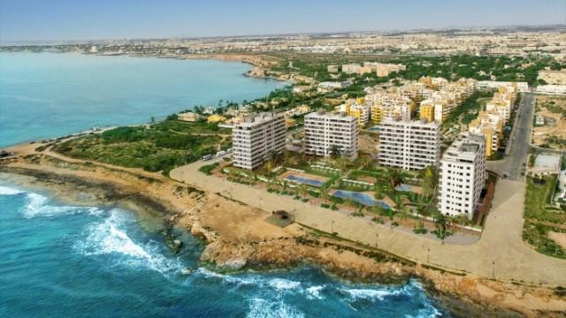 Apartmány přímo na pláži Punta Prima