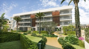 Nové apartmány v blízkosti známé pláže El Arenal