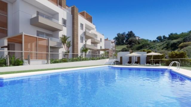 Nové apartmány v luxusním resortu přímo na golfovém hřišti