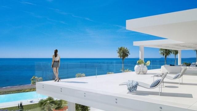Luxusní rezidence bez kompromisů. První linie u pláže!