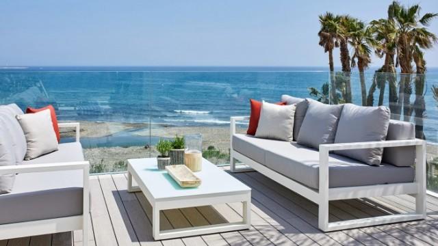 Exkluzivní resort řadových domů v první linii u pláže