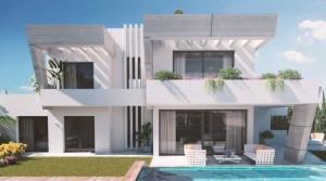 Luxusní vily přímo u ikonického Puerto Banús