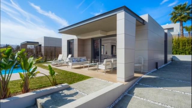 Nový exkluzivní resort řadových domů na Costa del Sol
