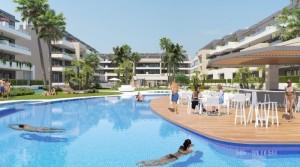 Nové apartmány na Costa Blanca v dosahu pláží i golfu