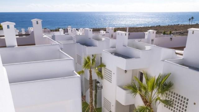 Apartmánový resort apartmánů v těsné blízkosti moře a písečné pláže