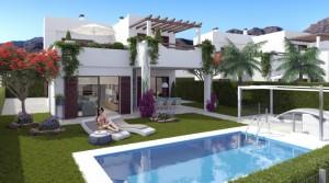 Costa de Almeria: Nový vilový resort s výhledem na moře