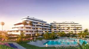 Luxusní resort apartmánů u pláže