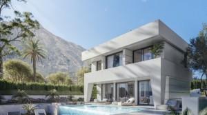 Moderní vily na klíč v blízkosti pláží i golfu na Costa del Sol