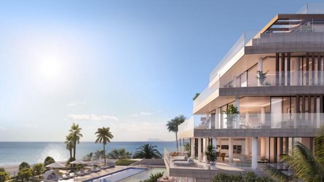 Estepona: Butikové apartmány přímo na pláži