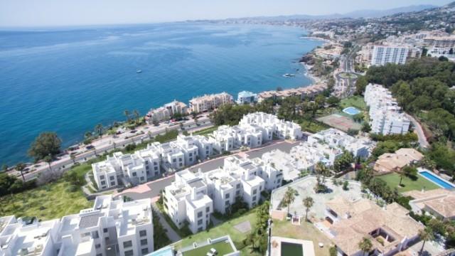 Nové apartmány v pěší vzdálenosti od pláže