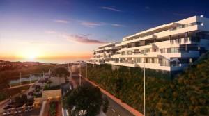 Nové apartmány přímo u golfového hřiště na Costa del Sol
