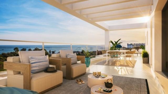 Moderní apartmány 500 metrů od písečné pláže
