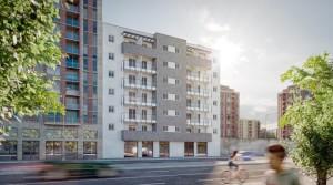 Městské apartmány v blízkosti moře a centra Málagy