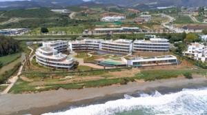 Oceňovaný resort apartmánů a vil přímo u pláže