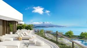 Luxusní resort apartmánů s okouzlujícím výhledem